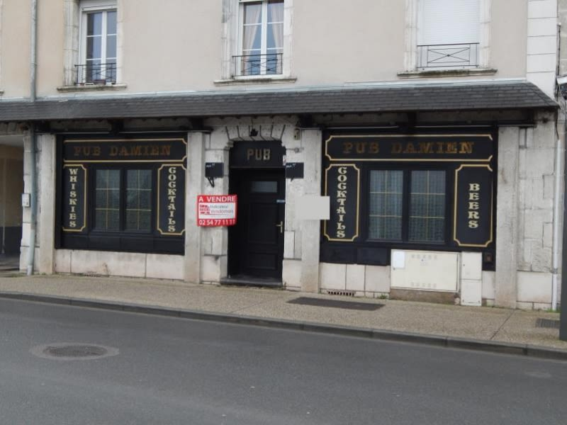 Vente local commercial Vendome 113 000€ - Photo 1