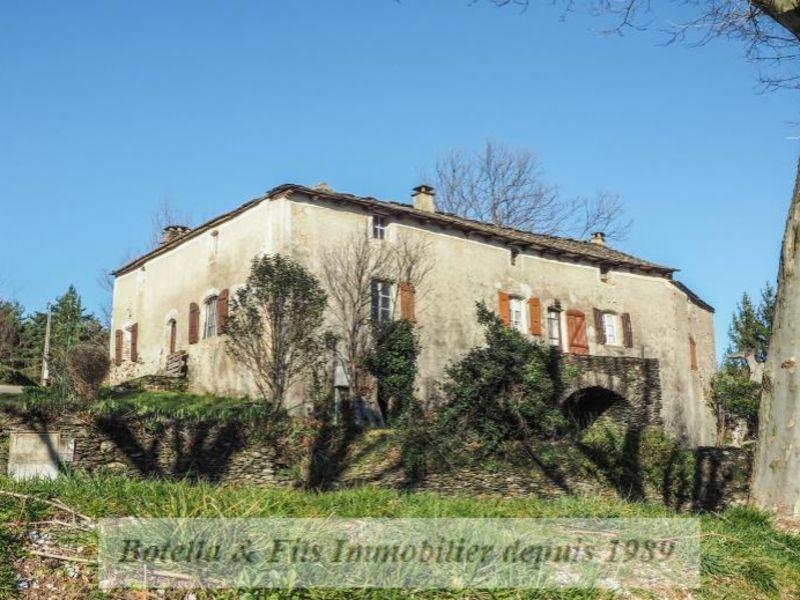 Vente maison / villa Les vans 125000€ - Photo 1