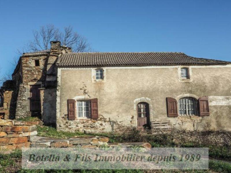 Vente maison / villa Les vans 125000€ - Photo 2