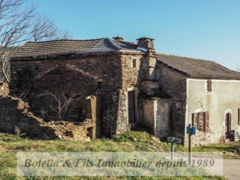 Vente maison / villa Les vans 125000€ - Photo 3