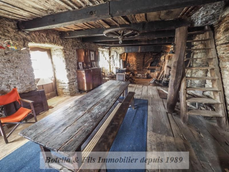 Vente maison / villa Les vans 125000€ - Photo 4