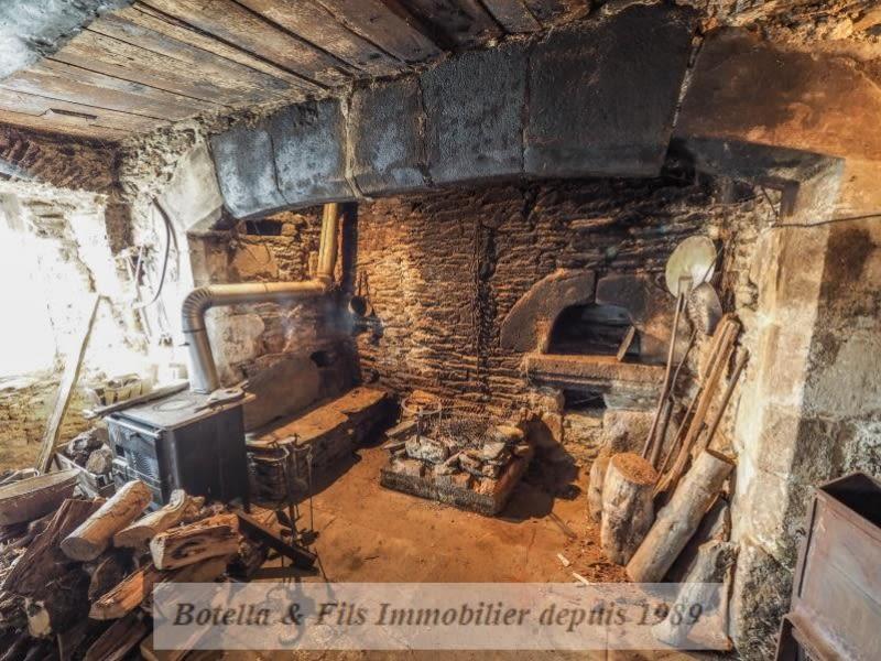 Vente maison / villa Les vans 125000€ - Photo 5
