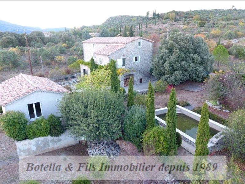 Vente maison / villa Les vans 599000€ - Photo 1