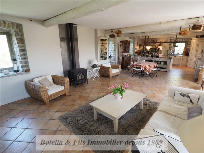 Vente maison / villa Les vans 599000€ - Photo 4