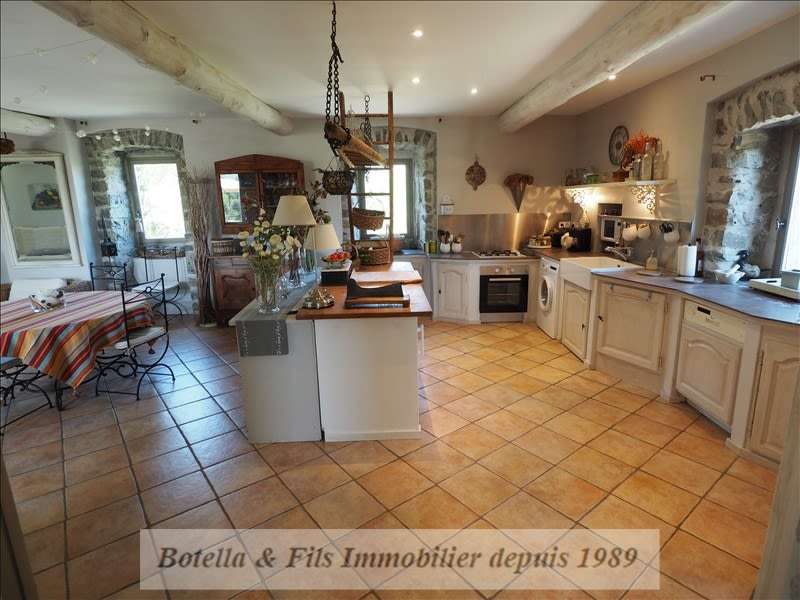 Vente maison / villa Les vans 599000€ - Photo 5
