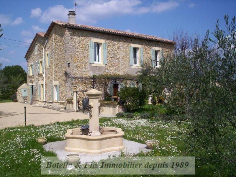 Vente maison / villa Anduze 695000€ - Photo 1
