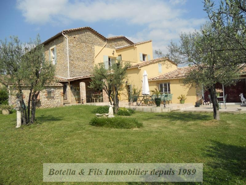 Vente maison / villa Anduze 695000€ - Photo 2