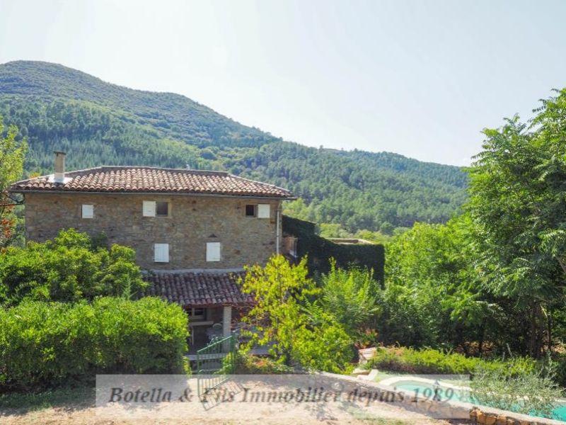 Vente maison / villa Les mages 450000€ - Photo 2