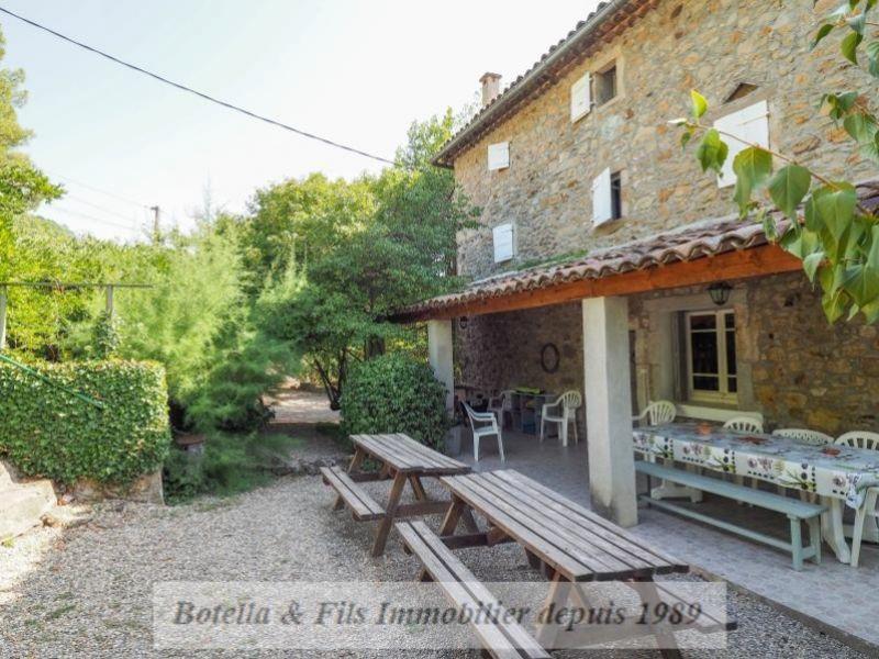 Vente maison / villa Les mages 450000€ - Photo 6