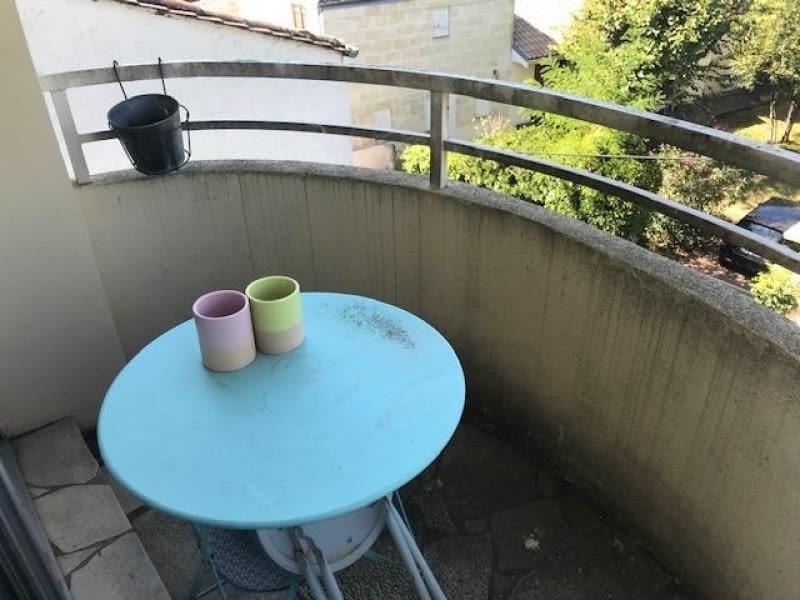 Vente appartement Bordeaux 207675€ - Photo 1