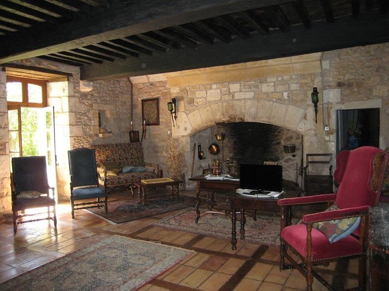 Vente maison / villa Rouffignac st cernin de re 1180000€ - Photo 3