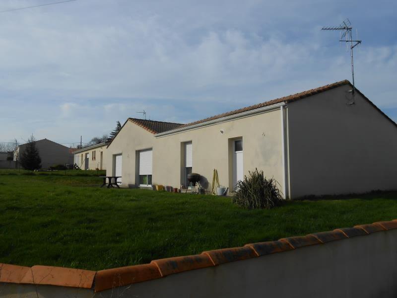 Vente maison / villa Saint maixent l ecole 174900€ - Photo 1