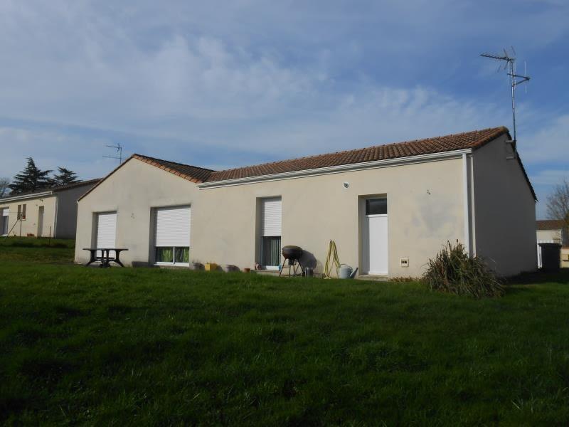 Vente maison / villa Saint maixent l ecole 174900€ - Photo 2