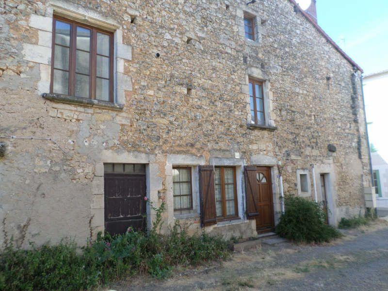 Vente maison / villa Lussac les chateaux 127000€ - Photo 2