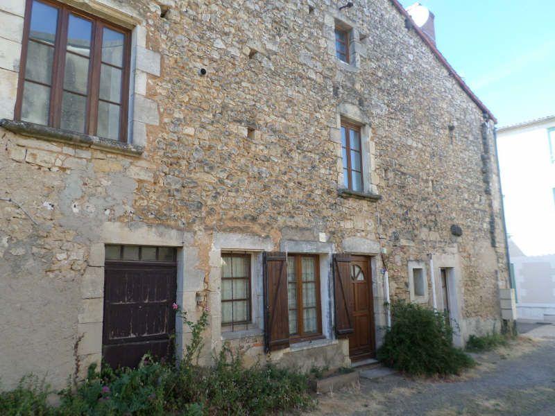 Vente maison / villa Lussac les chateaux 127000€ - Photo 3