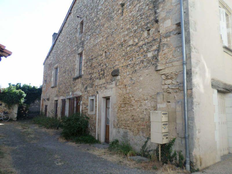 Vente maison / villa Lussac les chateaux 127000€ - Photo 4