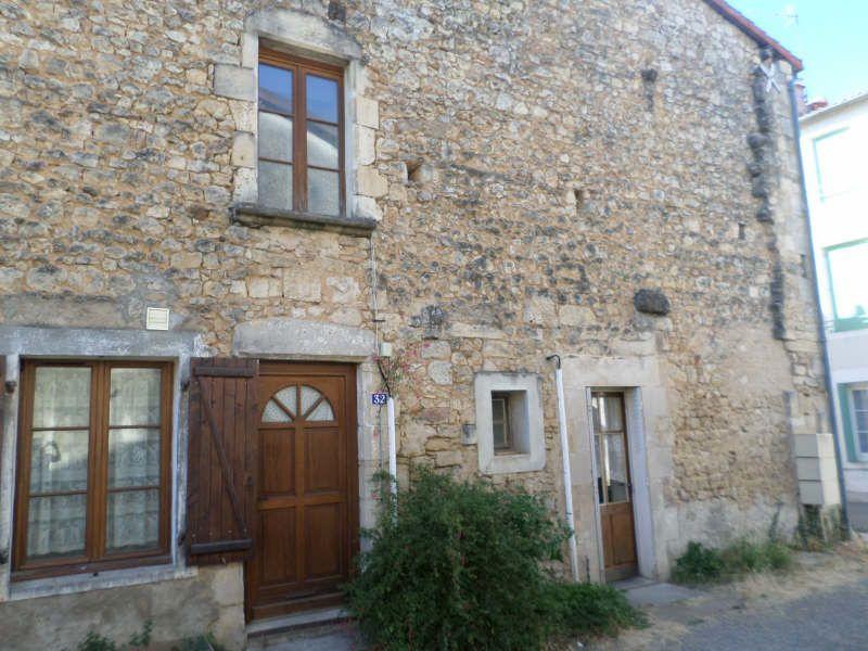 Vente maison / villa Lussac les chateaux 127000€ - Photo 5