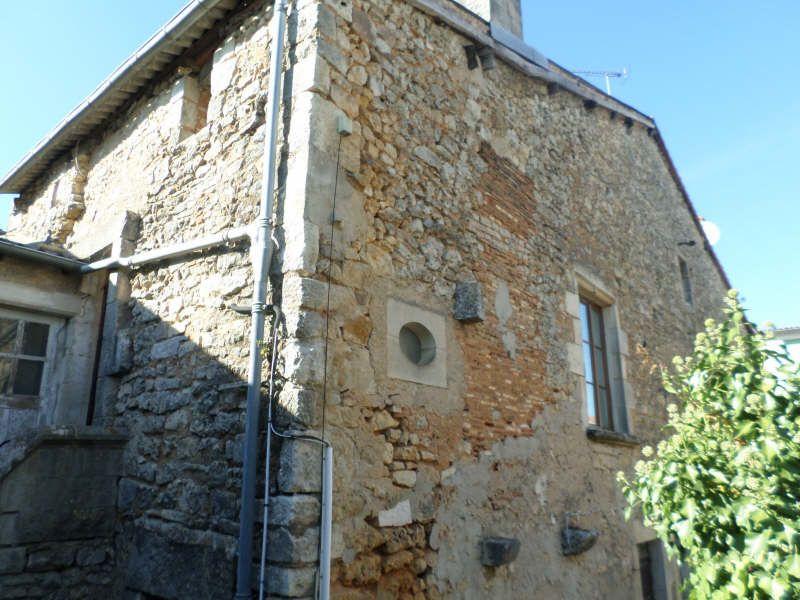 Vente maison / villa Lussac les chateaux 127000€ - Photo 7