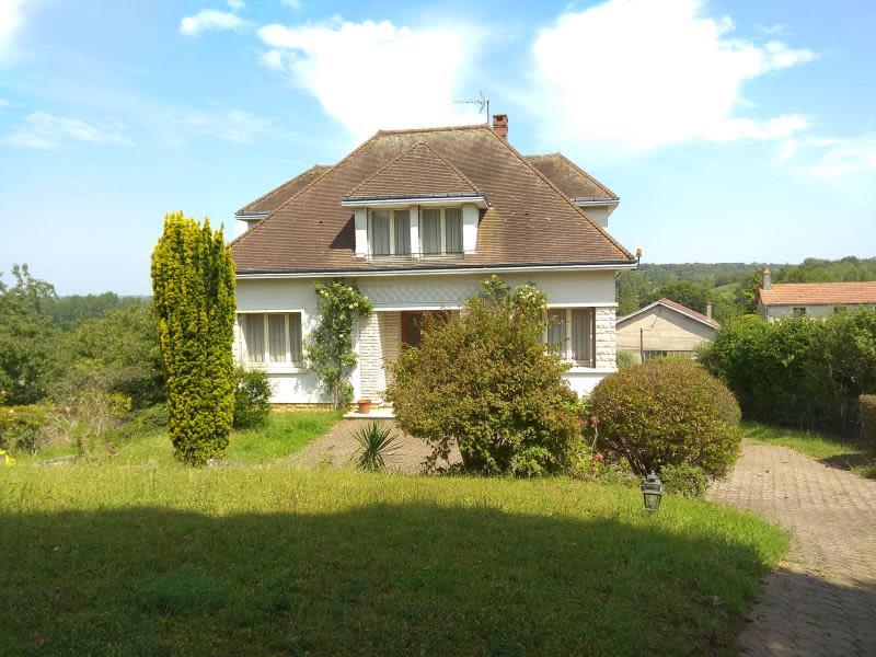 Vente maison / villa Lussac les chateaux 154000€ - Photo 2