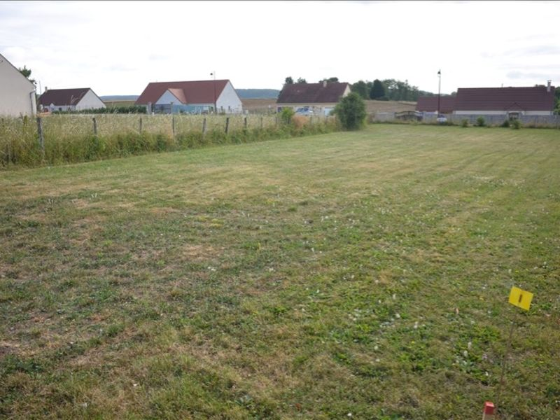 Vente terrain Bazarnes 31 000€ - Photo 1