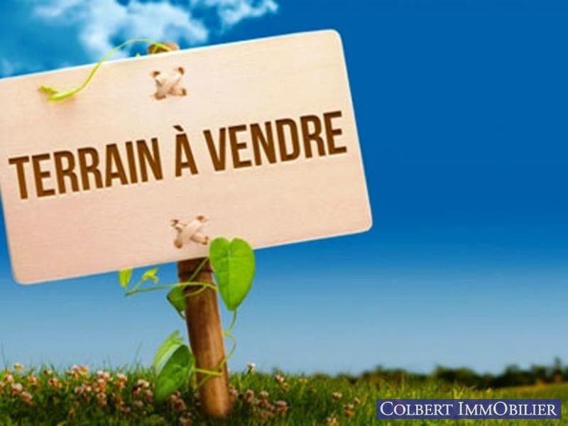 Vente terrain Auxerre 15880€ - Photo 1