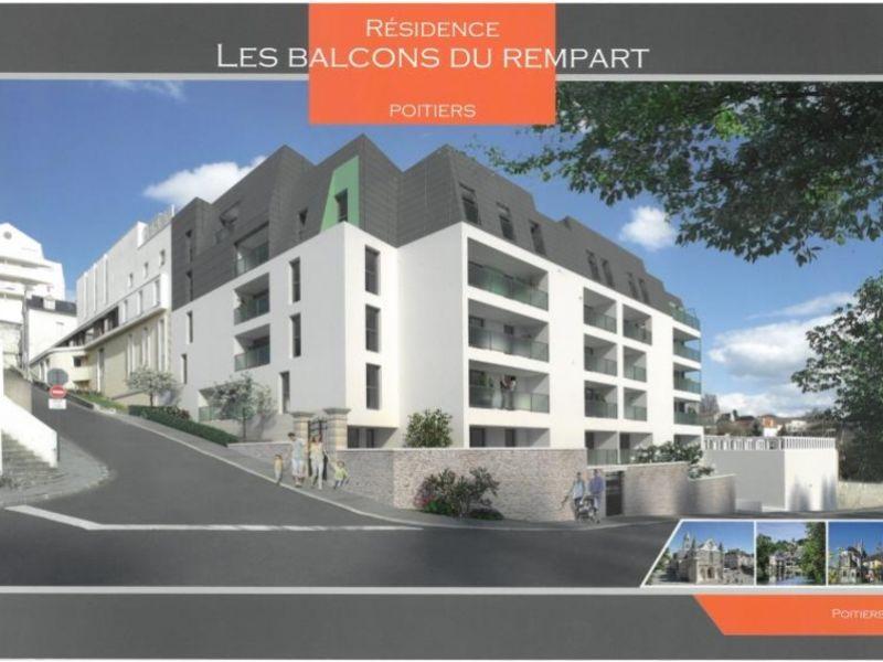 Vente appartement Poitiers 209000€ - Photo 1