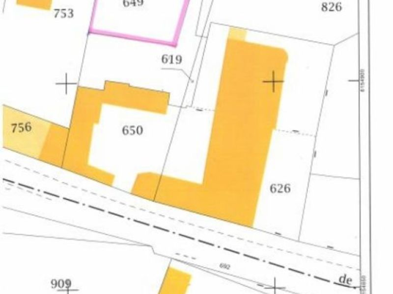 Vente terrain Mignaloux beauvoir 69000€ - Photo 2