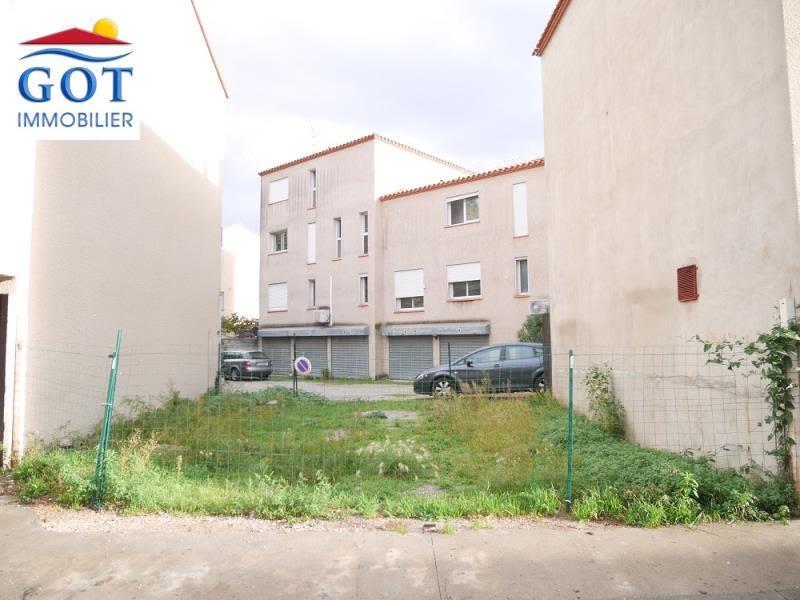 Verkoop  stukken grond Perpignan 69500€ - Foto 1