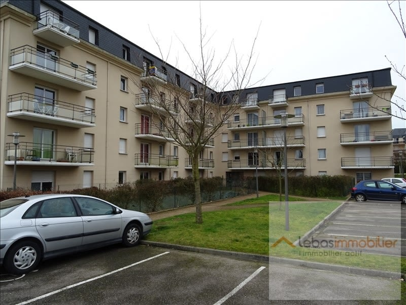Vente appartement Yvetot 125000€ - Photo 1
