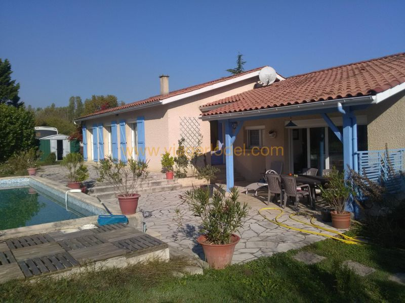 Vitalicio  casa Boudy de beauregard 45000€ - Fotografía 1