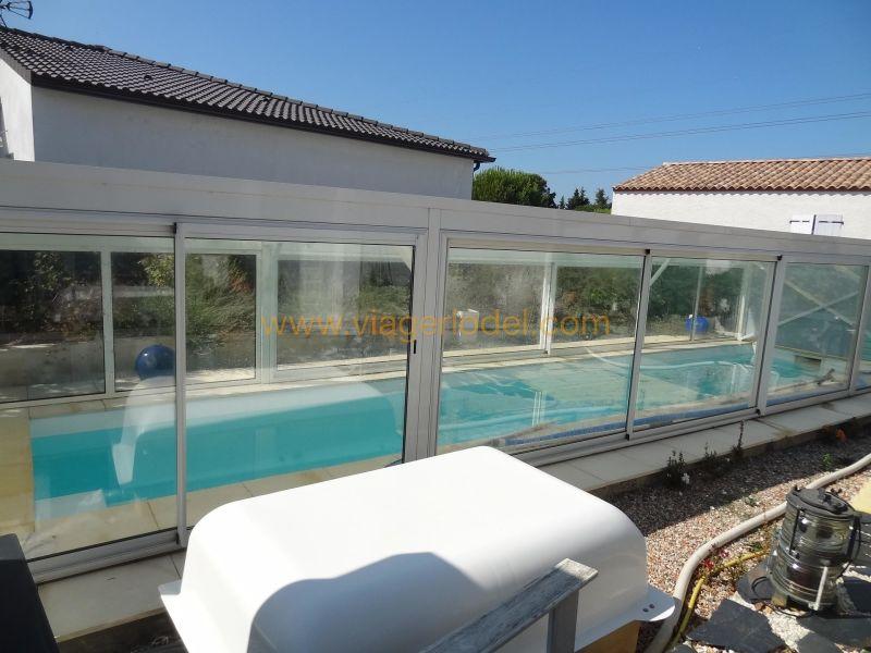Vitalicio  casa Pépieux 97500€ - Fotografía 6