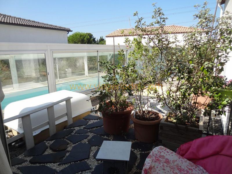 Vitalicio  casa Pépieux 97500€ - Fotografía 1