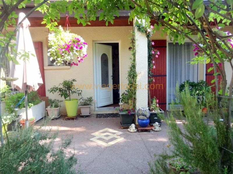Vitalicio  casa Marsillargues 217500€ - Fotografía 1