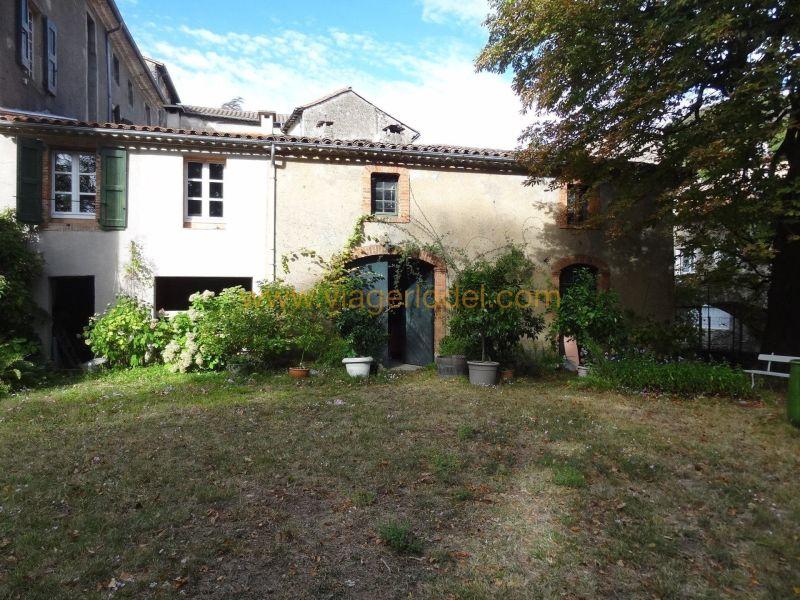 Vitalicio  casa Valleraugue 225000€ - Fotografía 2