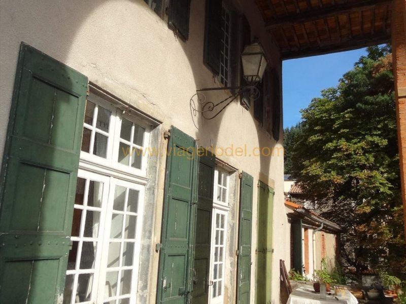Vitalicio  casa Valleraugue 225000€ - Fotografía 3