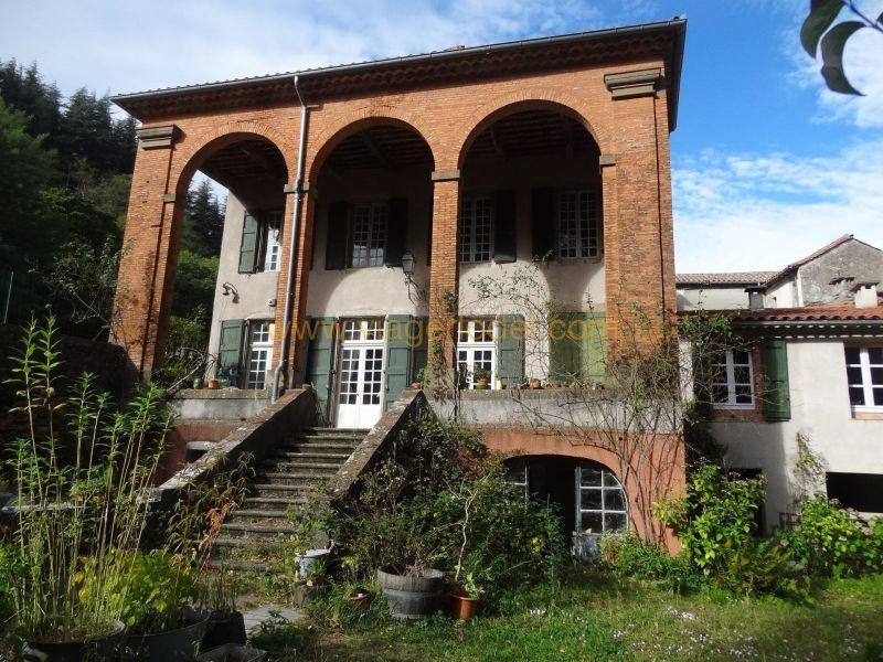 Vitalicio  casa Valleraugue 225000€ - Fotografía 1