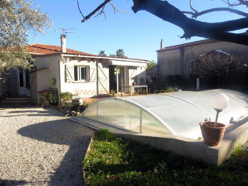 Vitalicio  casa Juan-les-pins 290000€ - Fotografía 5