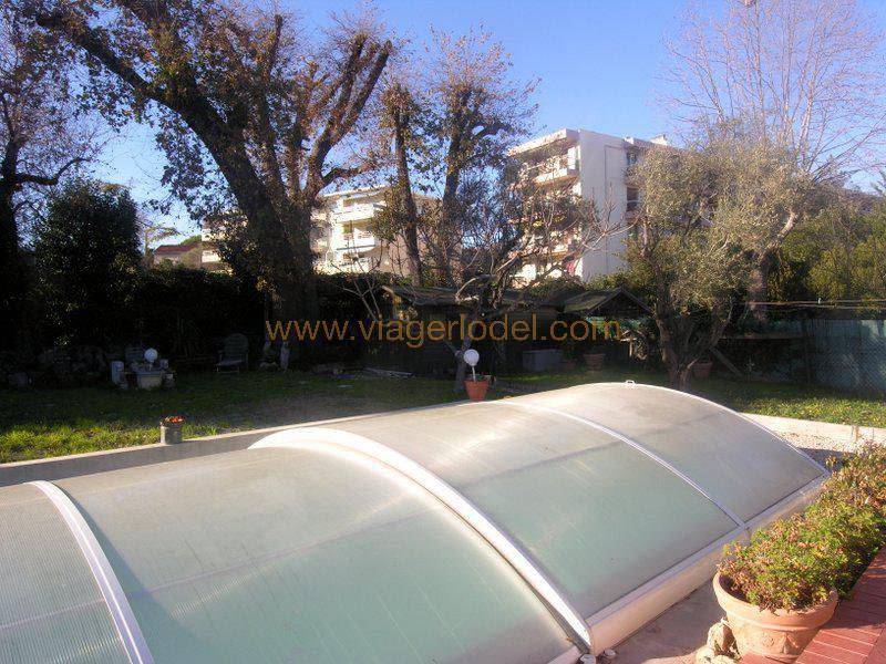 Vitalicio  casa Juan-les-pins 290000€ - Fotografía 15