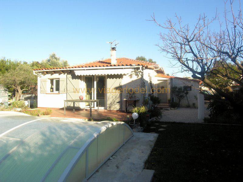 Vitalicio  casa Juan-les-pins 290000€ - Fotografía 1