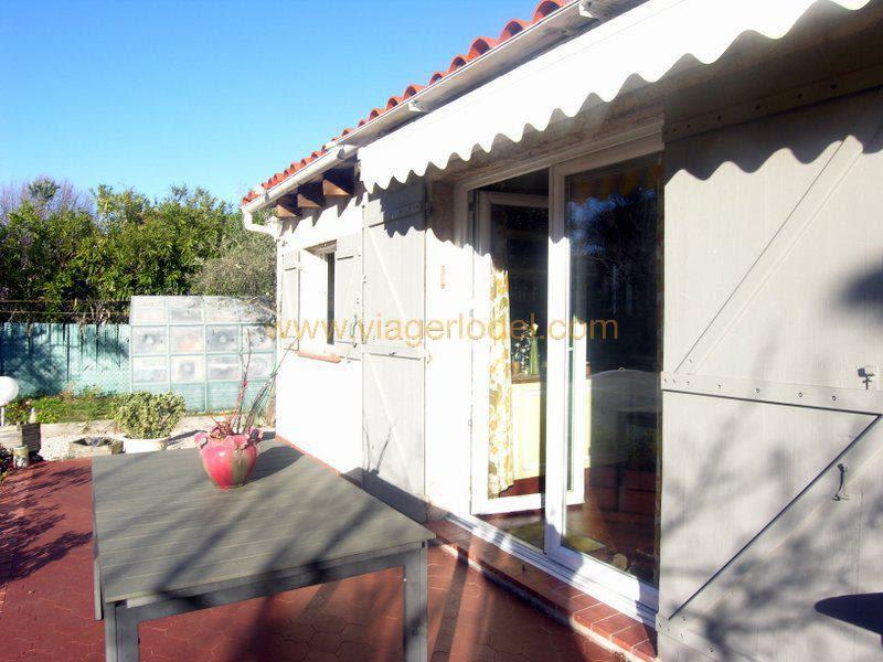 Vitalicio  casa Juan-les-pins 290000€ - Fotografía 20