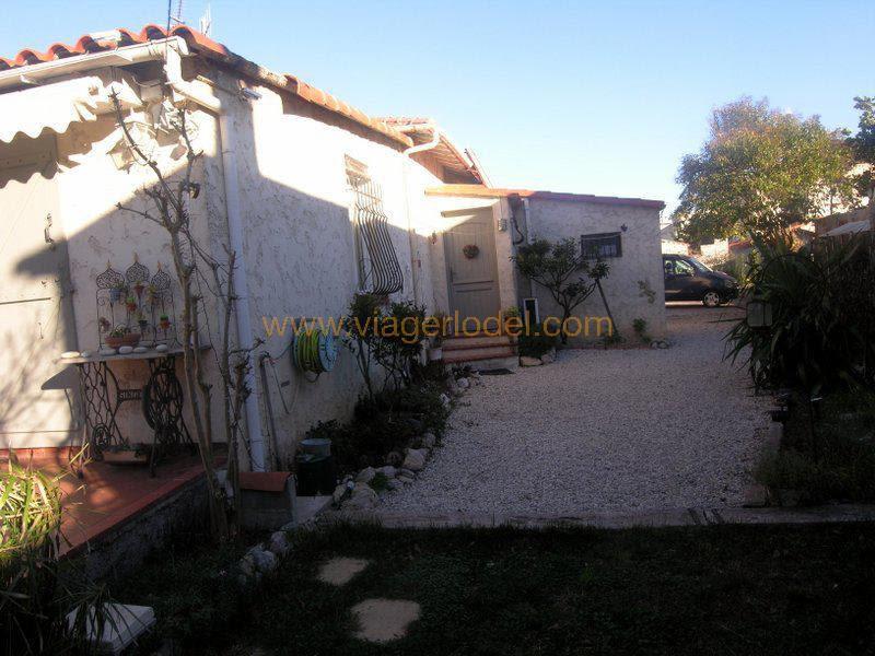 Vitalicio  casa Juan-les-pins 290000€ - Fotografía 6