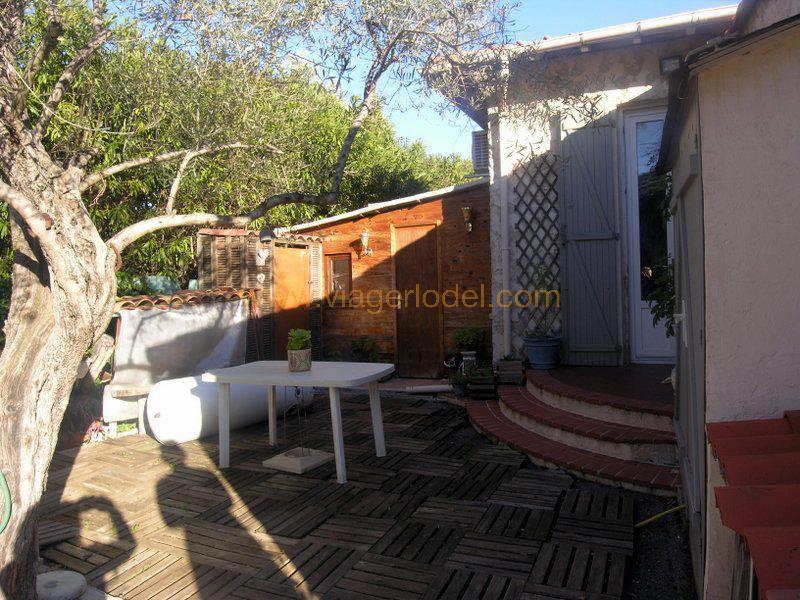 Vitalicio  casa Juan-les-pins 290000€ - Fotografía 16