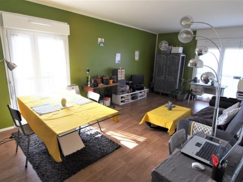 Sale apartment Le mans 74 000€ - Picture 1