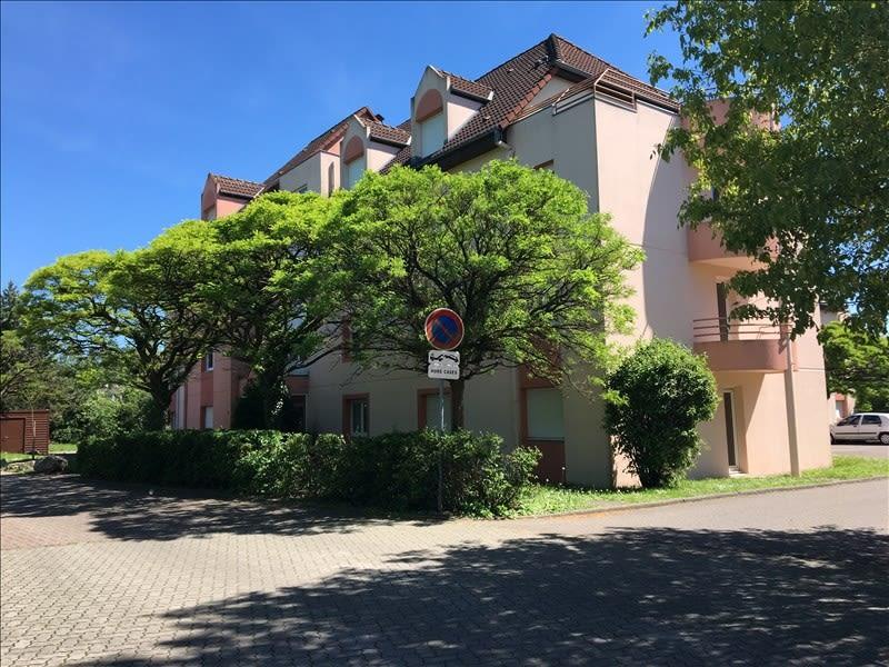 Illkirch Graffenstaden - 1 pièce(s) - 15.45 m2 - 1er étage