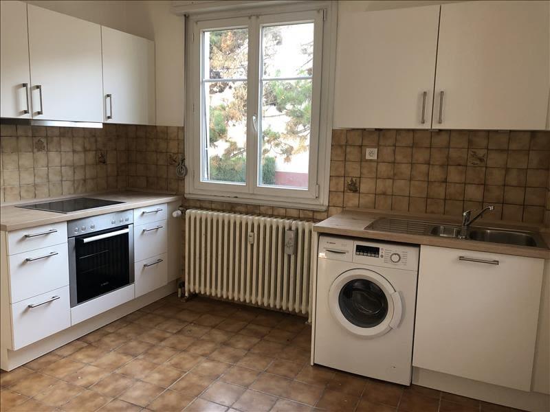 Strasbourg - 3 pièce(s) - 81.16 m2 - Rez de chaussée