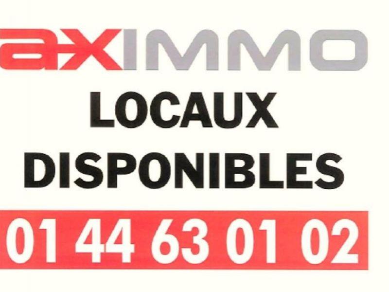 Location local commercial Paris 09 2200€ HC - Photo 1