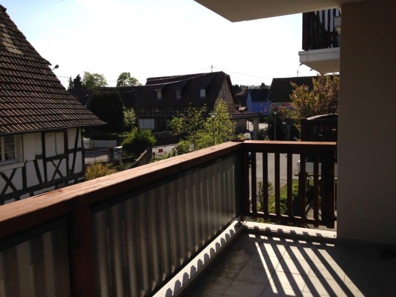 Rental apartment Niederhausbergen 825€ CC - Picture 2