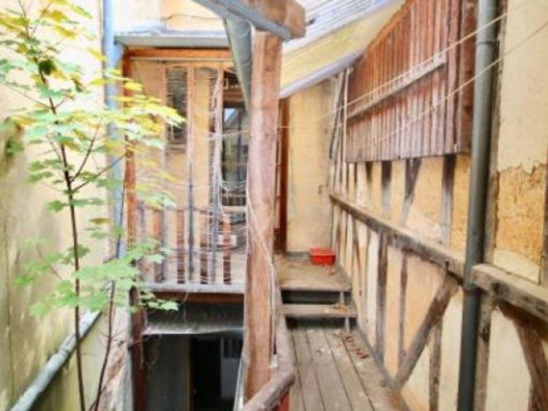 Sale house / villa Conches en ouche 55000€ - Picture 1