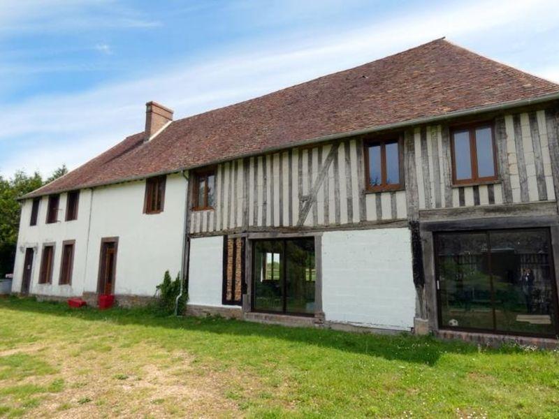 Sale house / villa Louversey 273000€ - Picture 1
