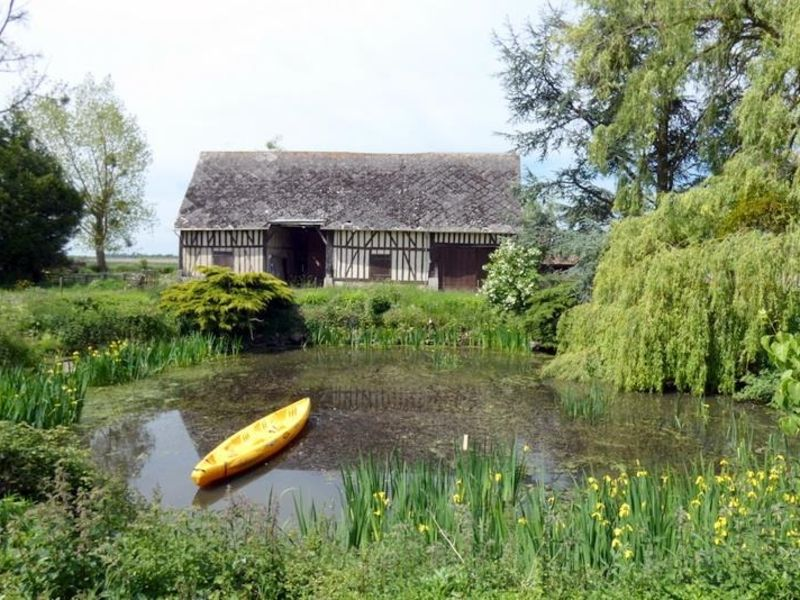 Sale house / villa Louversey 273000€ - Picture 2